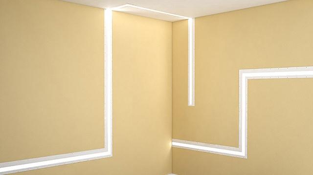 profilnie svetilniki vstraivaemie v interere LS-001-90